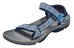 Teva Hurricane 3 Shoes Women Mini Denim Blue